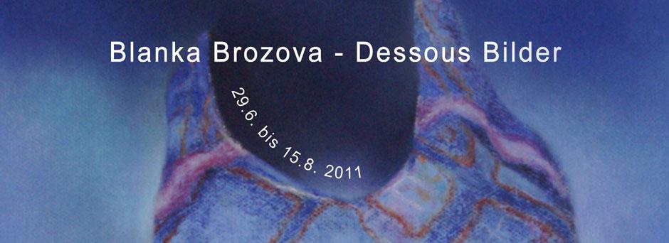 Dessous Bilder von Blanka Brozova