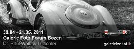 Galerie Foto Forum Bozen / Mai 2011